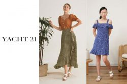YACHT 21 Dresses