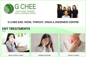 g chee ent sinus & dizziness centre