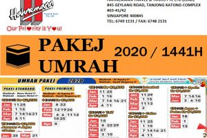 hahnemann travel umrah package 2020