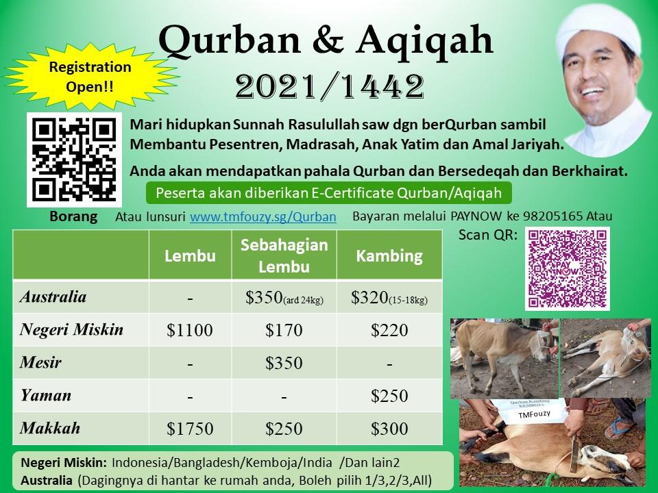 qurban2021Singapore