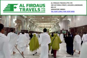 umrah package from singaporegapore